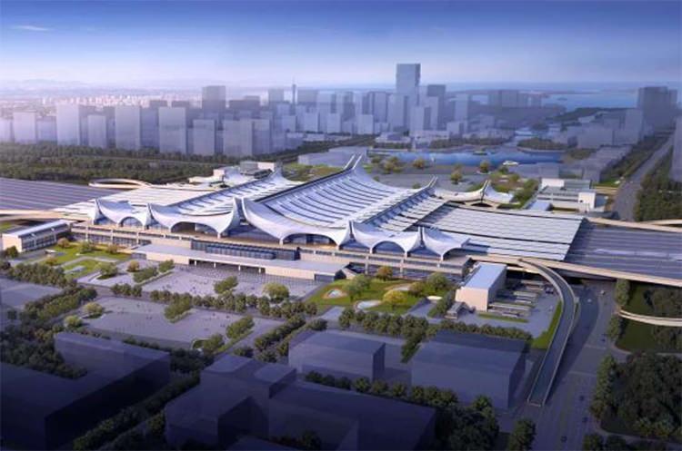 青岛红岛火车站